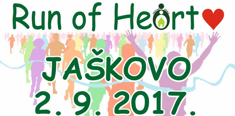 Run of Heart – Jaškovo 2.9.2017.